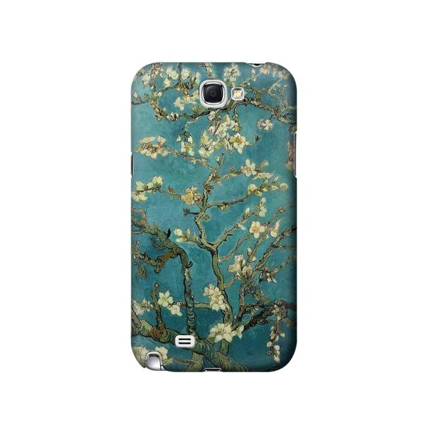 Blossoming Almond Tree Van Gogh Phone Case Cover for Samsung Galaxy Note II