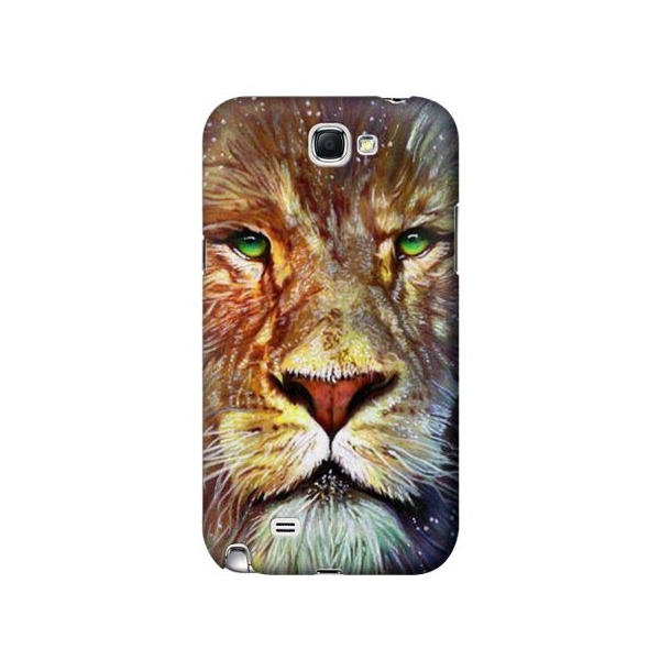 Lion Phone Case Cover for Samsung Galaxy Note II