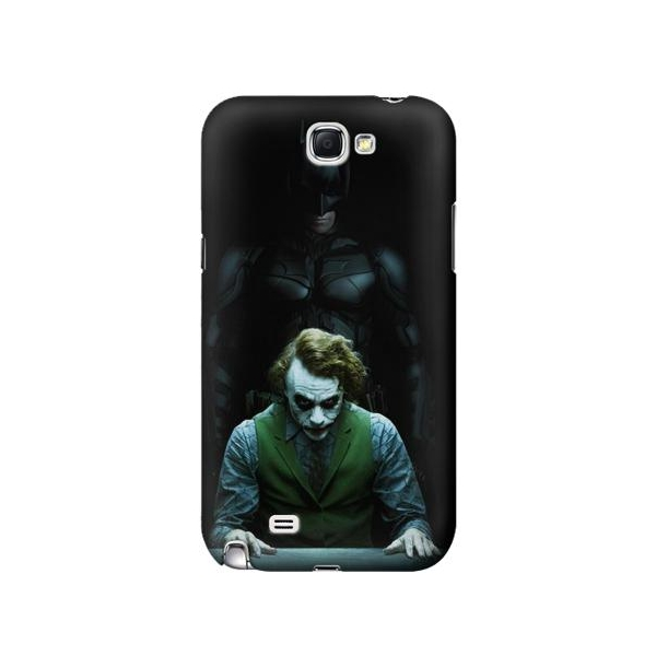 Batman Joker Phone Case Cover for Samsung Galaxy Note II