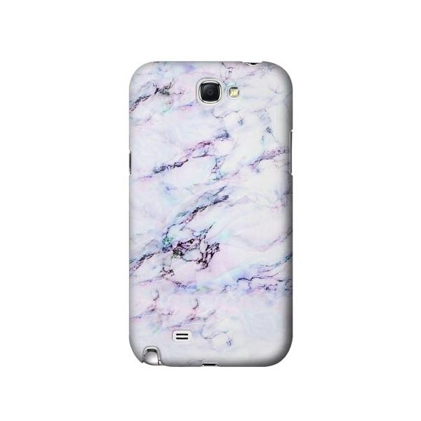 Seamless Pink Marble Phone Case Cover for Samsung Galaxy Note II