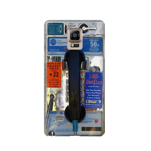 Payphone Phone Case Cover for Samsung Galaxy Note 4