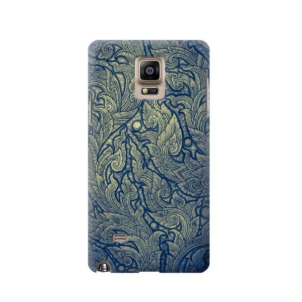 Thai Art Phone Case Cover for Samsung Galaxy Note 4