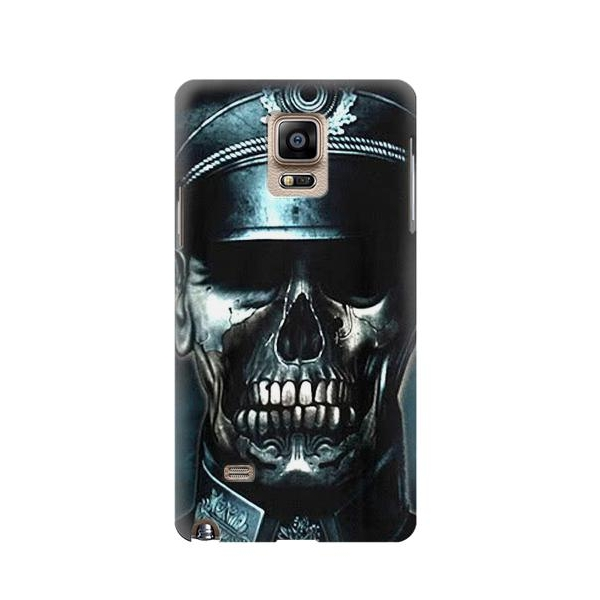 Skull Soldier Zombie Phone Case Cover for Samsung Galaxy Note 4