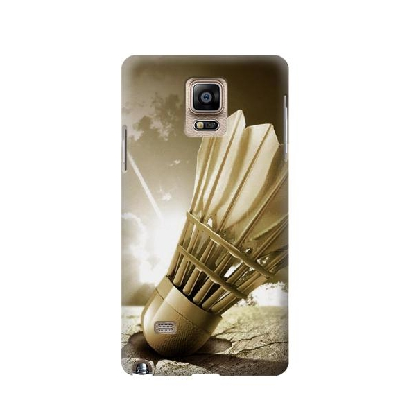 Badminton Sport Art Phone Case Cover for Samsung Galaxy Note 4