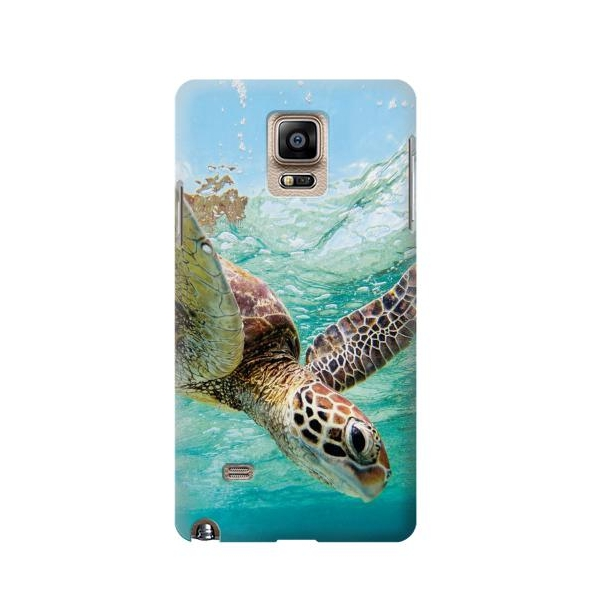 Ocean Sea Turtle Phone Case Cover for Samsung Galaxy Note 4