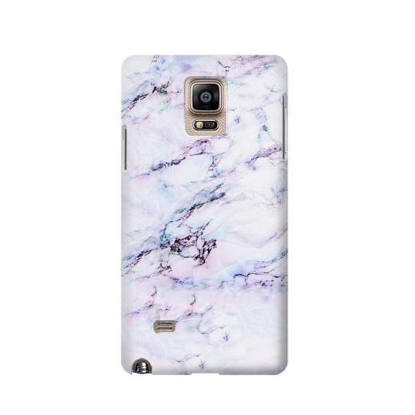 Seamless Pink Marble Phone Case Cover for Samsung Galaxy Note 4