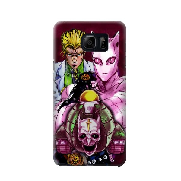 Jojo Bizarre Adventure Kira Yoshikage Killer Queen Phone Case Cover for Samsung Galaxy Note5
