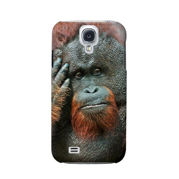 Ape Monkey Phone Case Cover for Samsung Galaxy S4