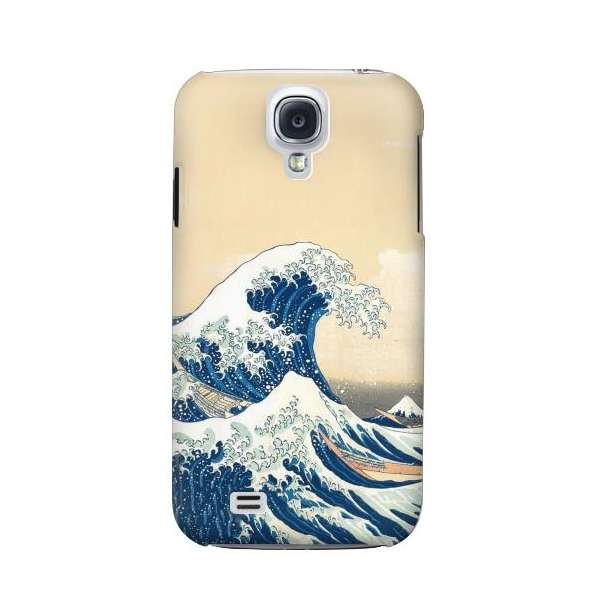 Under the Wave off Kanagawa Phone Case Cover for Samsung Galaxy S4