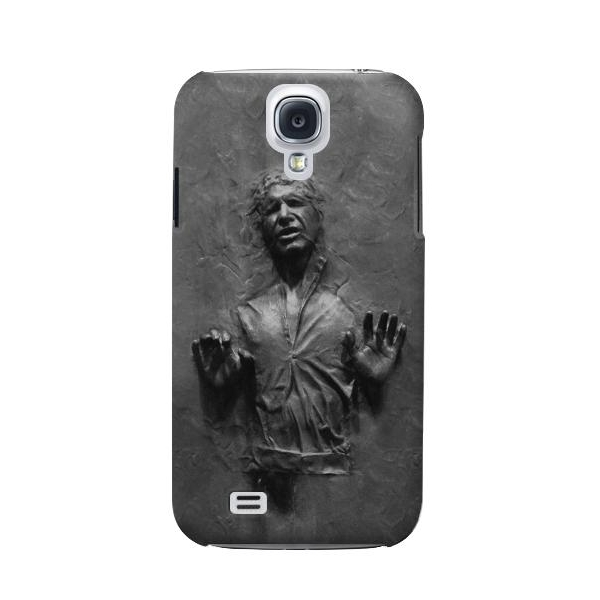 Han Solo Frozen in Carbonite Phone Case Cover for Samsung Galaxy S4