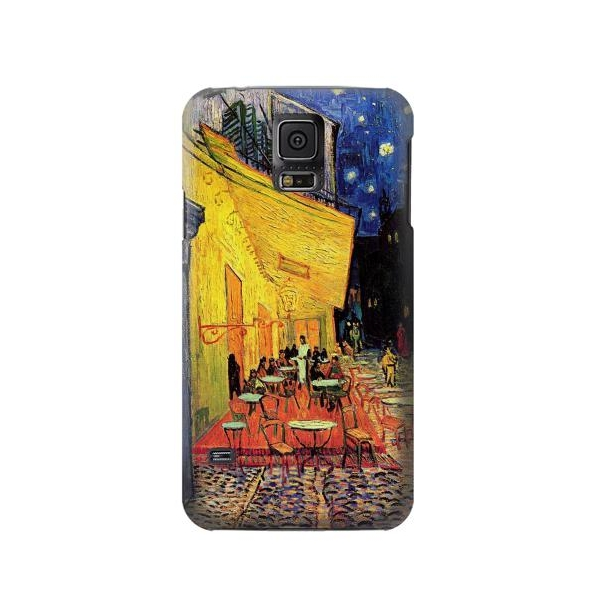Van Gogh Cafe Terrace Phone Case Cover for Samsung Galaxy S5