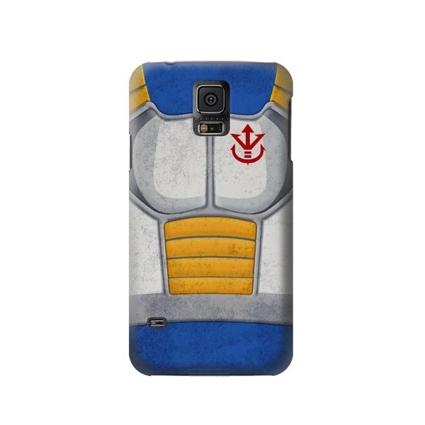 Vintage Dragonball Z Vegeta Saiyan Armor Phone Case Cover for Samsung Galaxy S5