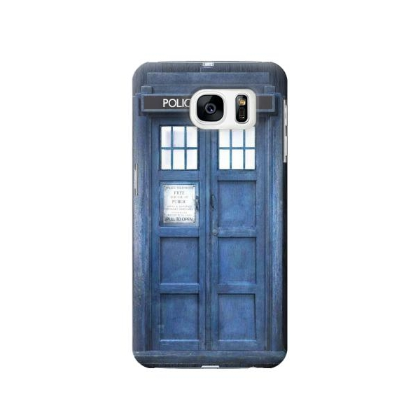 Doctor Who Tardis Phone Case Cover for Samsung Galaxy S7