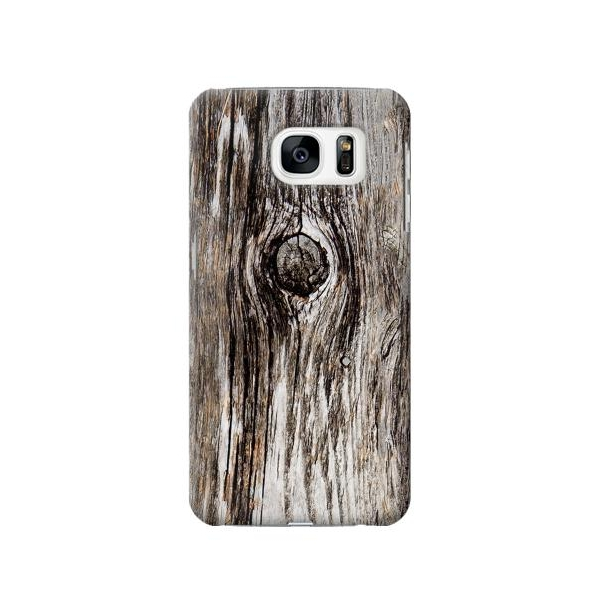 Old Wood Bark Printed Phone Case Cover for Samsung Galaxy S7