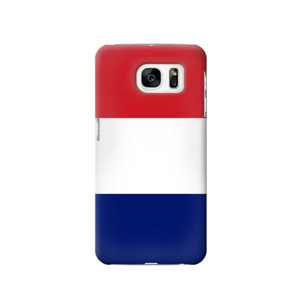 Flag of France and the Netherlands Phone Case Cover for Samsung Galaxy S7