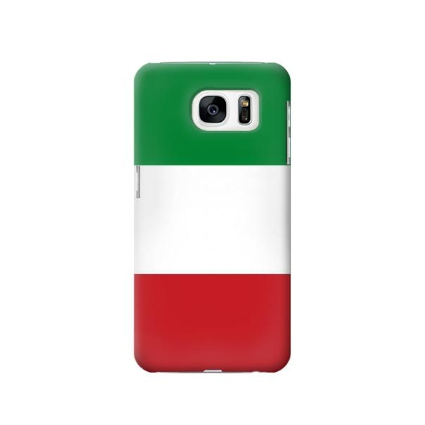 Flag of Italy and Mexico Phone Case Cover for Samsung Galaxy S7