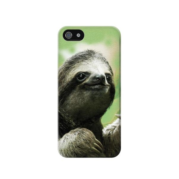 Smiling Sloth Phone Case Cover for iPhone 5c