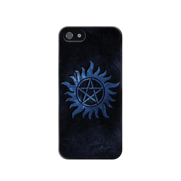 Supernatural Anti Possession Symbol Case