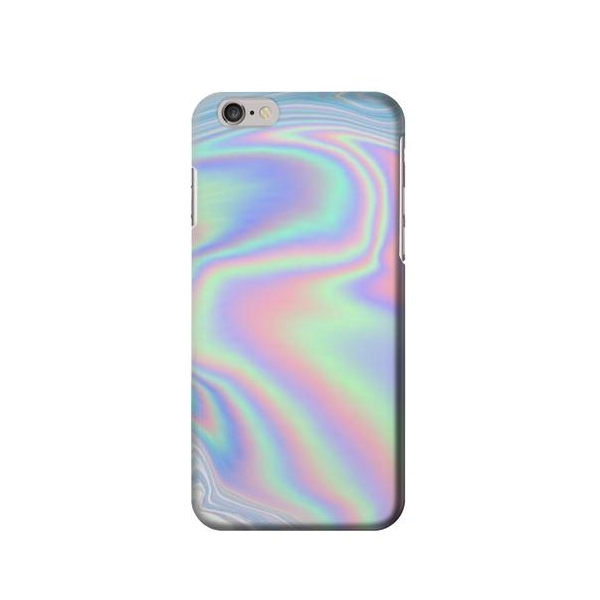 Pastel Holographic Photo Printed Phone Case Cover for iPhone 6 Plus/iPhone 6s Plus