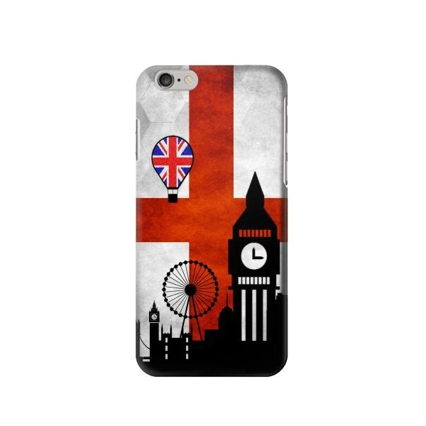 England Football Flag Phone Case Cover for iPhone 6/iPhone 6s