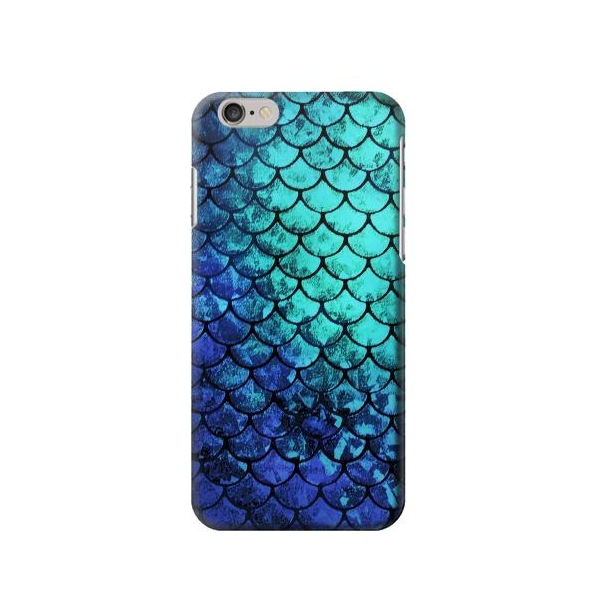 Green Mermaid Fish Scale Phone Case Cover for iPhone 6/iPhone 6s