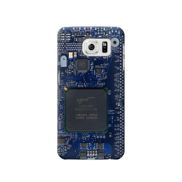 Board Circuit Phone Case Cover for Samsung Galaxy S7 edge
