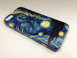 Photo Van Gogh Starry Nights IPHONE 5 Case Front